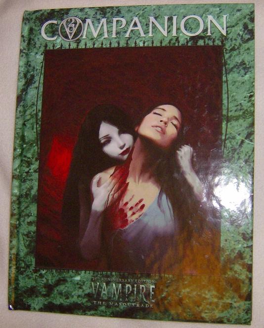 V20 Companion Cover