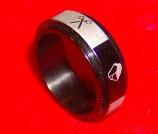 Schere, Stein, Papier Ring