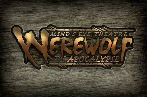 Mind's Eye Theatre: Werewolf the Apocalypse - Logo