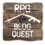 RPG Blog Quest Logo