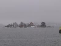 Die See von der Fähre I