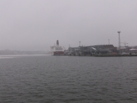 Die See von der Fähre II