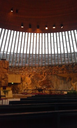 Innenraum / Kirchenschiff I