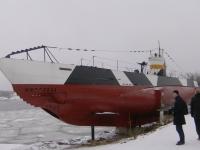 (kleines) Kriegsschiff I