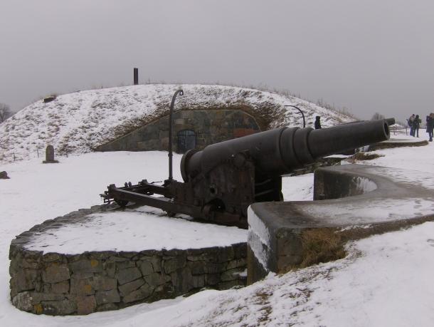 Fette Kanone (außer Betrieb)
