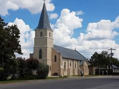 Katholische Kirche bei Bandera