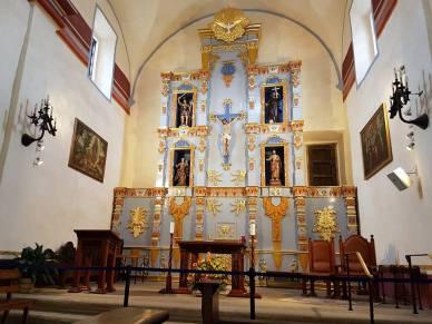 Der Altarraum