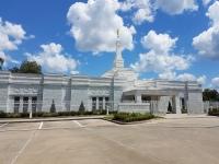 Tempel Vorderseite