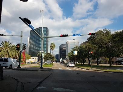 Willkommen New Orleans