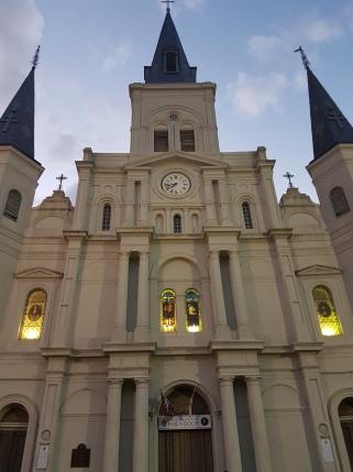 Cathedral nah