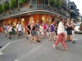 Spontane Parade