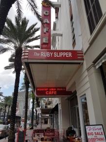 Ruby Slipper