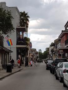 Die Bourbon Street