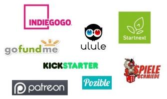 Crowdfunding Plattformen