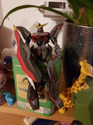 Mein Lieblings-Gundam. Der Blitz Gundam aus Gundam Seed