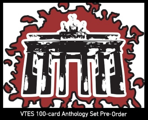 VTEST 100-card Anthology Set Pre-Order