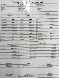 vtm character sheet