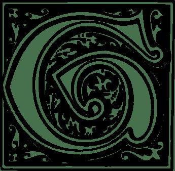 Logo des Vampire Clan Giovanni - G wie Giovanni