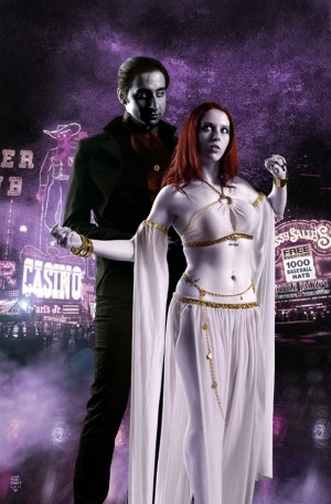 Independent Alliance - Clan Giovanni und Clan Setite in Las Vegas - Mind's Eye Theatre: Vampire the Masquerade