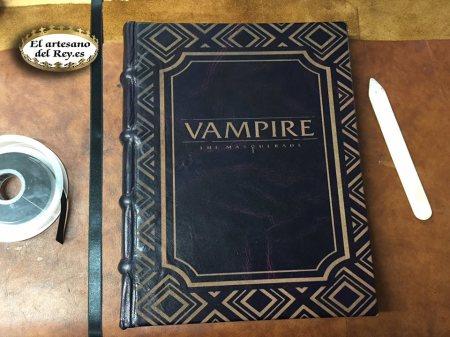 Pre-Order the 5th edition of Vampire: The Masquerade