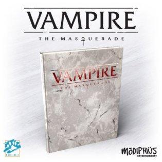 V5 Grundregelwerk - Deluxe Edition - MockUp